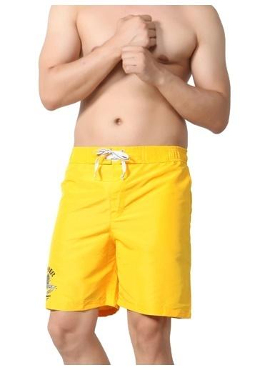 Miorre Şort Sarı